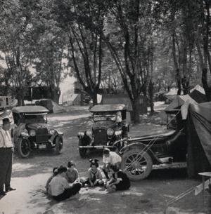 overland campground denver colorado 1923