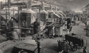 cyanide potassium furnace for antique car plant