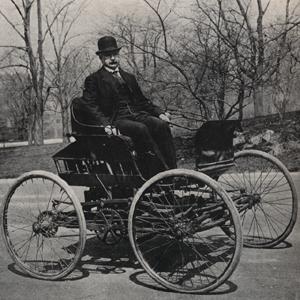 antique car buggy