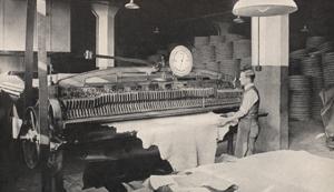 antique car hide measuring machine