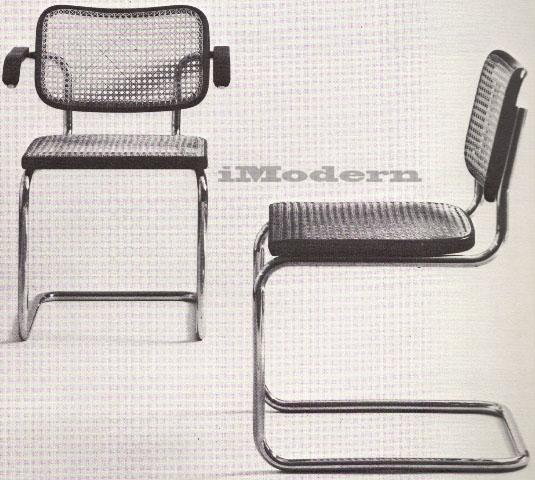 Cesca Modern Cantilever Chair
