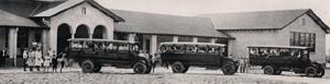 1923 antique auto school bus